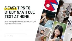 NAATI CCL Tips