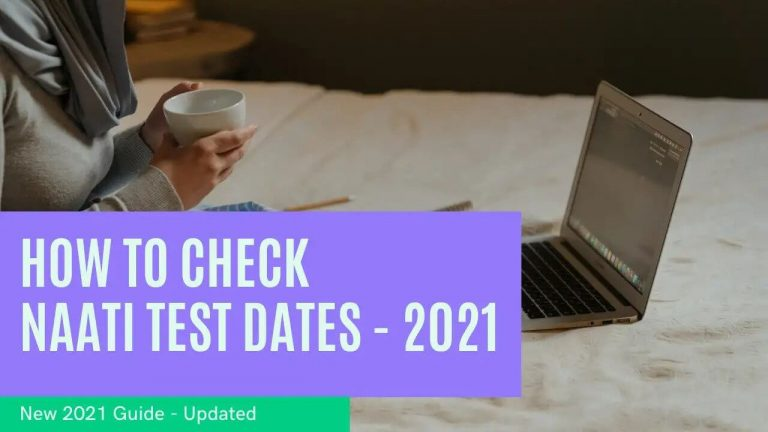 how to book naati test date in 2021 - Nepali Language